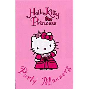 Hello Kitty Princess Party Manners (Hello Kitty Babies