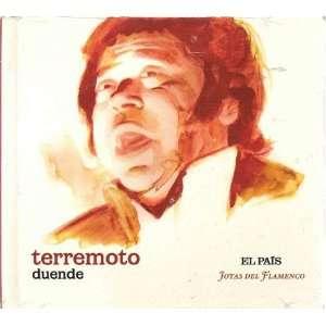Terremoto: Duende (con CD): Books