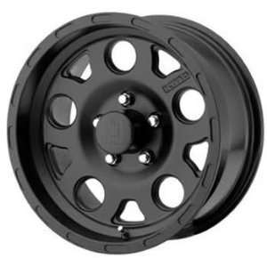 XD XD122 17x9 Black Wheel / Rim 5x135 with a 0mm Offset and a 94.00