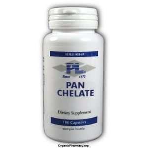 : Pan Chelate 100 Capsules   Progressive Labs: Health & Personal Care