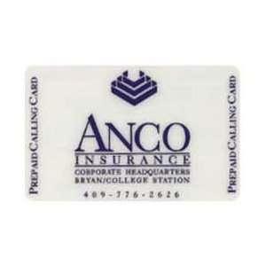 : Anco Insurance Corporate Headquarters: Bryan/College Station, Texas