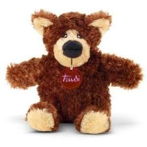 Trudi Best Bussi Small Brown Bruce Teddy Bear 7 Plush