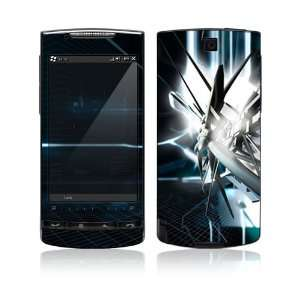 HTC Pure Skin Decal Sticker   Abstract Tech City
