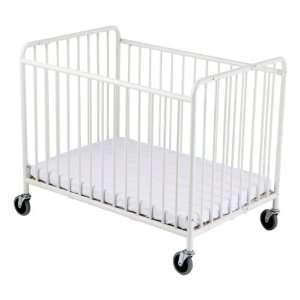 StowAway Compact Folding Crib Baby