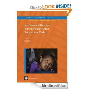 the Ethiopian Health Worker Labor Market (World Bank Working Papers