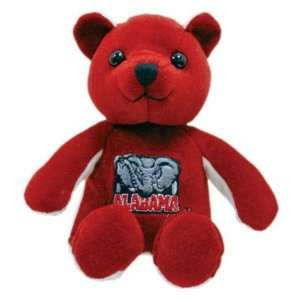 CRIMSON TIDE OFFICIAL MUSICAL SQUEEZE ME TEDDY BEAR