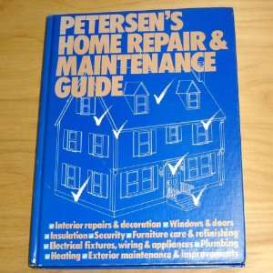 Home Repair & Maintenance Guide: Publishers Allen D. Bragdon: Books