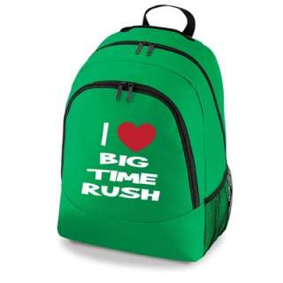 Love Big Time Rush Bag New Girls School Backpack