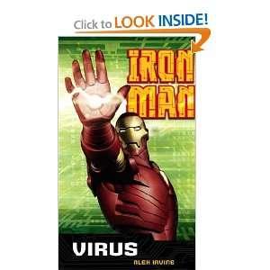 Iron Man (9781845769192) Alex Irvine Books