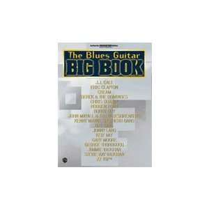 Alfred The Blues Guitar Big Book Musical Instruments