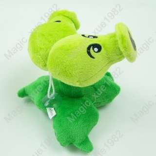 Brand new Plants Vs Zombies Spilt pea 5 soft toy