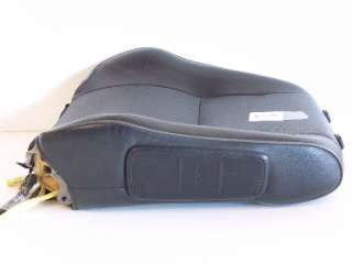 LEXUS IS300 FRONT UPPER SEAT BLACK DRIVER LEATHER L WITH SIDE AIR