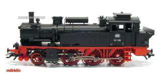 Marklin HO #29161 Steam Locomotive BR 74 DIGITAL FX