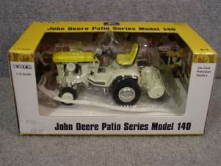 Ertl John Deere Patio Series Model 140 1:16 w/original Box
