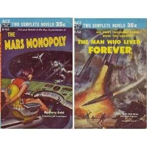 The Mars Monopoly: R. De Witt Miller, Anna Hunger, Jerry Sohl: Books