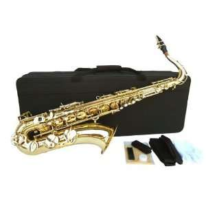 Tenor Saxophone Sax w/case Approved+Warranty Musical Instruments