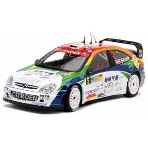 2007 Rallye Deutschland CITROEN XSARA WRC OMV Kronos Citroen   #5 M