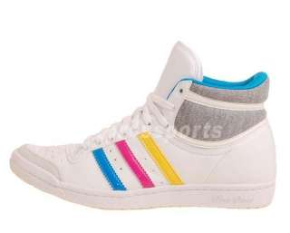 Adidas Top Ten Hi Sleek W White Elegant Womens Shoes