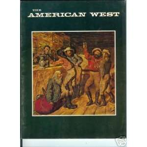 The American West Magazine May 1971: Unknown: Books