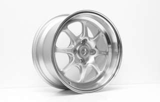 15 ENKEI J SPEED SILVER RIMS WHEELS 15x8 +25 4x100