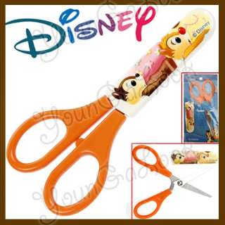 Disney Chip & Dale Scrapbooking Paper Scissors Shears