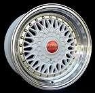 17x10 17 Wheels 5x100 ESM 002R VW SUBARU SCION TOYOTA EAGLE