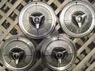 1965 PLYMOUTH FURY BELVEDERE SATELLITE HUBCAPS WHEELS