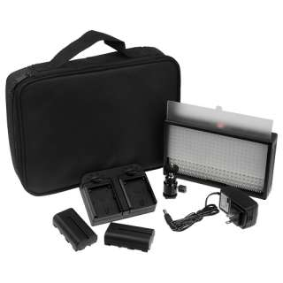 500 LED Light Panel Studio Video Dimmer suitable for V Mount Battery