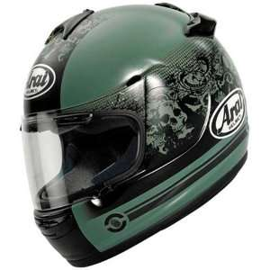 Arai Vector 2 Motorcycle Helmet   Thrill Green X Large