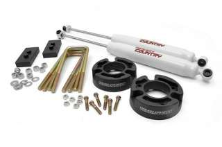 """Ford F150 2.5"""" Leveling Front & Rear Lift Kit 2004 2011"""