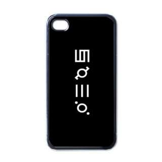 30 Seconds To Mars Band Cool Apple iPhone 4 Black Hard Case Gift New