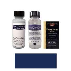 1 Oz. Dark Baltic Blue Metallic Paint Bottle Kit for 1990