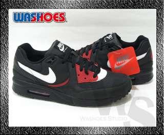 Nike Air Max Light Black White Varsity Red US 8~12 90 1