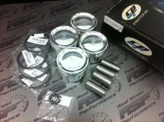 CP Forged Turbo Pistons SR20VET SC73261V 88mm +0.080 9.01
