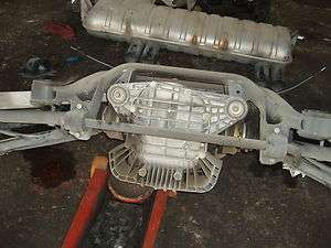 BMW M3 RIGHT REAR END SUSPENSION S54 E46 3 SERIES COUPE EXCELLENT