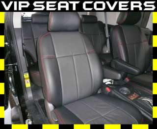 2011 2012 Toyota FJ Cruiser Leather Seat Covers Clazzio