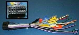 PIONEER WIRE HARNESS DEH P6700M P670MP P6750MP XDE7007