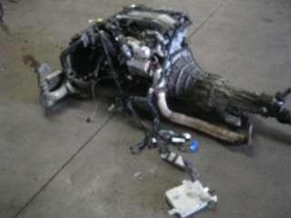 JDM Sr20det Sr20 S14 Silvia Nissan 240sx Engine Motor Swap Front Clip