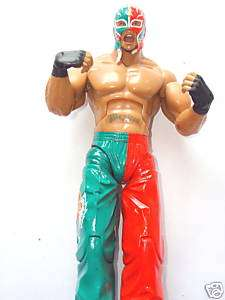 WWE ECW TNA REY MYSTERIO ACTION FIGURE TOY RARE MEXICAN