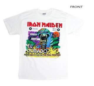 Iron Maiden   El Dorado T Shirt
