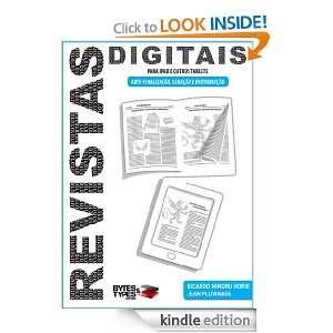 Revistas Digitais para iPad e outros tablets   Arte finalização