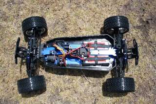 Brushless 2 Lipo 2.4Ghz RC Truck RTR Buggy WOW