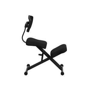 Flash Kneeling Chair Ergonomic with Black Mesh WL3440GG