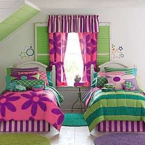 Little Miss Matched Complete Bed Set Twin Marvelous