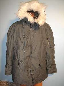 NEW AIR FORCE USAF N 3B MEDIUM PARKA COLD WEATHER ITEM T3