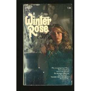 Winter Rose James Carver Books