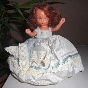 Ann Storybook Doll ~ #182 Wednesdays Child is Full of Woe