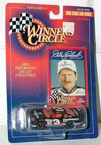 Winners Circle Dale Earnhardt GM Goodwrench 1996 Stock Car Series 164