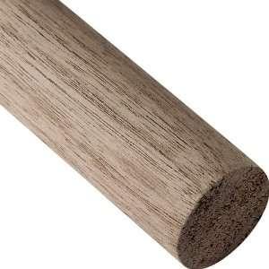Dowel Rods   Walnut   48 x 1/2