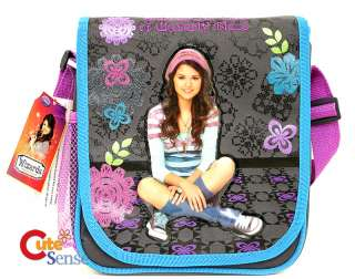 Disney Wizards of Waverly Place School Lunch Snack BagViolet Blue